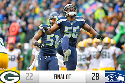 SEAHAWKS HEADED TO SUPER BOWL XLIX